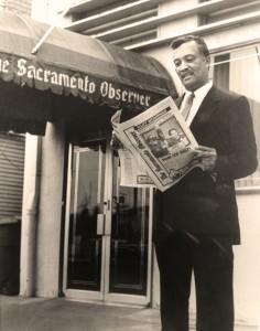 Sacramento Observer, celebrating 50 years