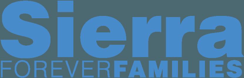 Sierra Forever Families Blue Logo