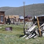 photo of the Bodie State Historical Park