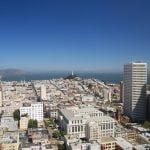 photo of An aerial view of San Francisco.