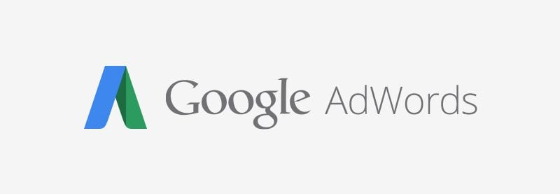 The Google Adwords logo
