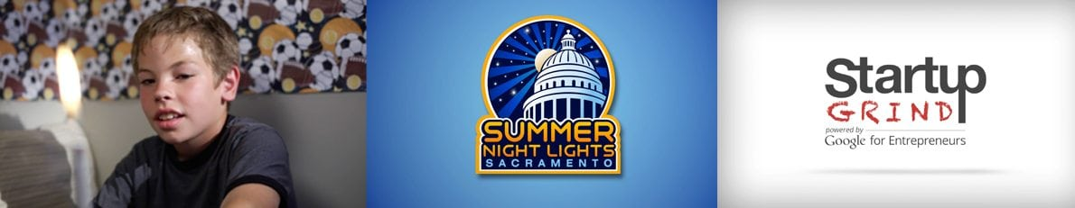 Summer Night Lights Sacramento Startup Grind Listed As Our Favorite Projects In 2014