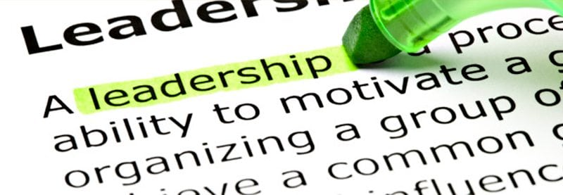 "an image of some text on a page with the word ""Leadership"" highlighted"