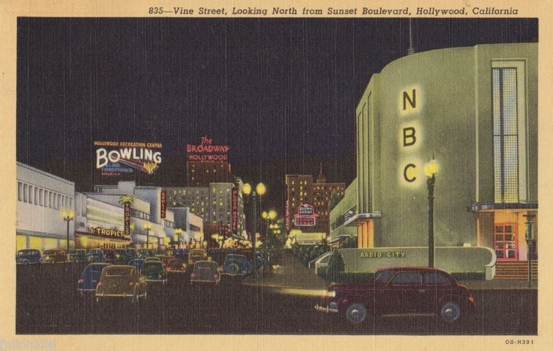NBC Radio, the second marketing channel, by Uptown Studios: advertising.