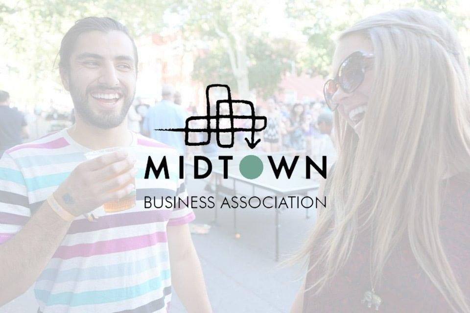 Midtown Business Association portfolio thumbnail