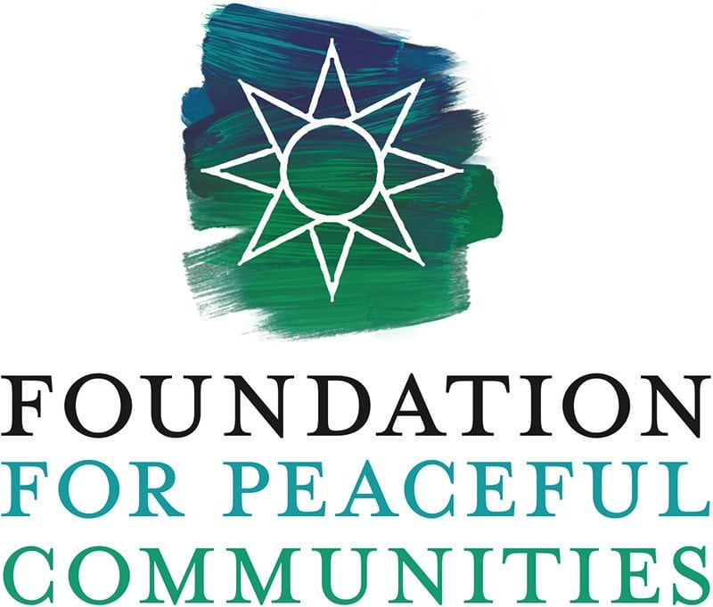 Foundations for Peaceful Communities logo