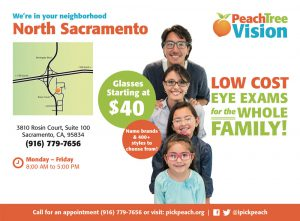Peach Tree Health postcard