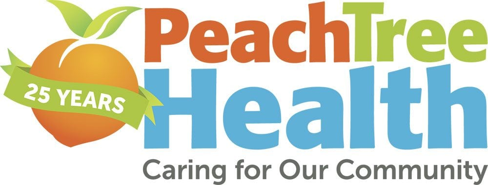The Peach Tree logo redesigned