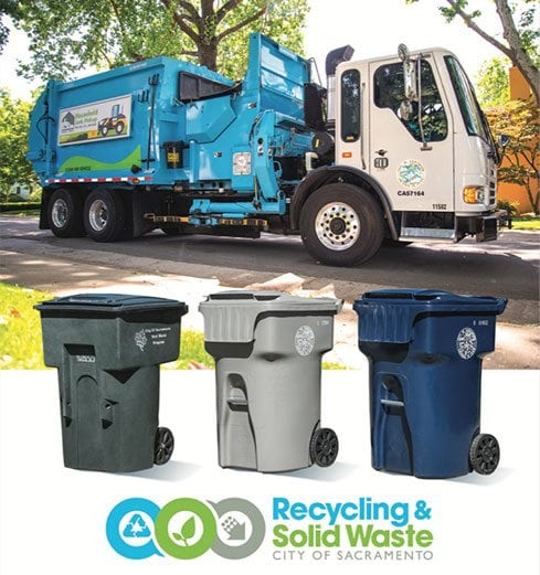 City of Sacramento Recycling & Solid Waste – Customer Guide 2014/2015 portfolio thumbnail