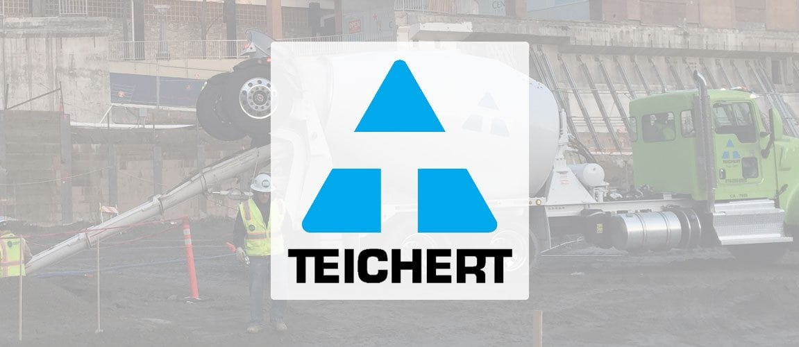 Teichert Construction portfolio thumbnail