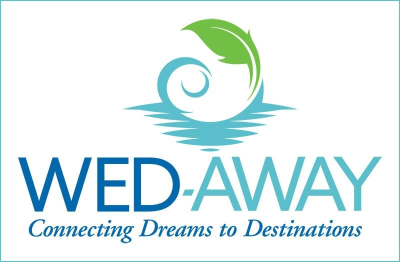 Wed-Away logo