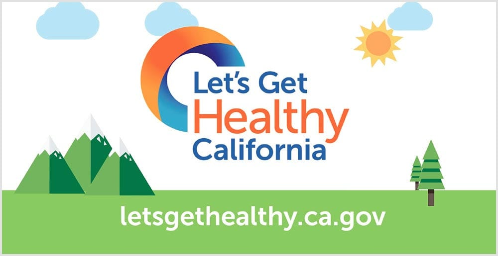 Let's Get Healthy California portfolio thumbnail