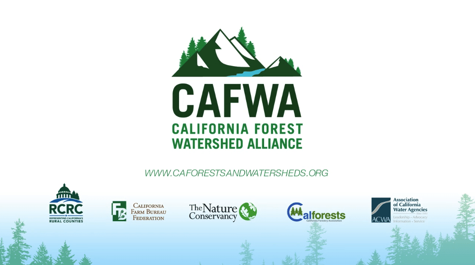 California Forest Watershed Alliance logo