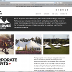 made in the shade corporate events