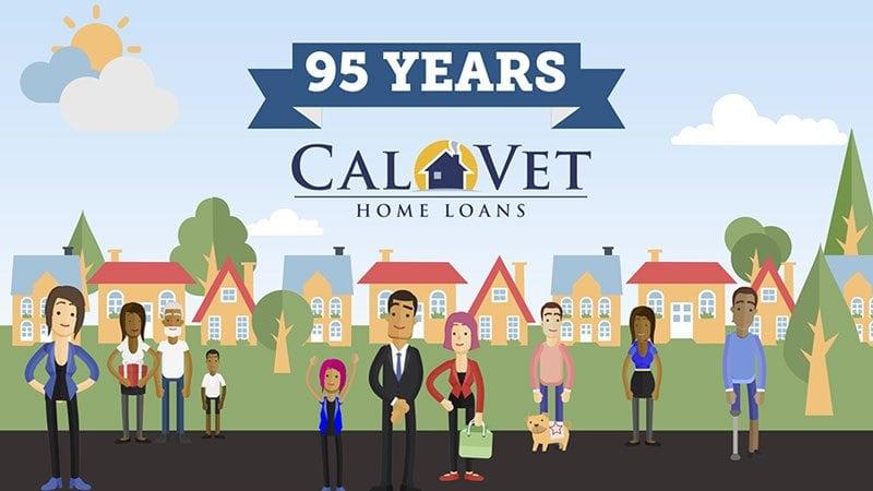 CalVet portfolio thumbnail