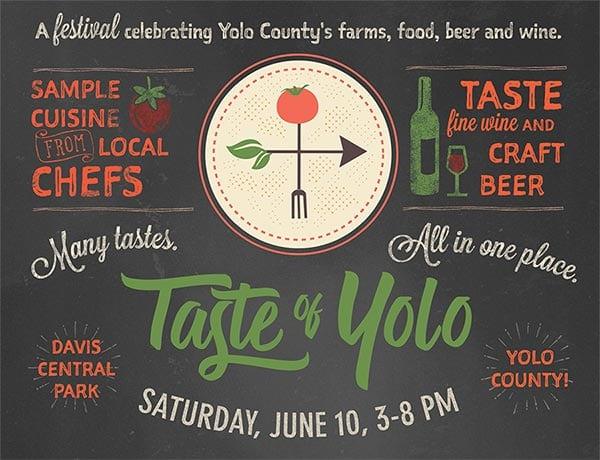 Taste of Yolo portfolio thumbnail