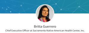 Britta Guerrero Linkedin Profile