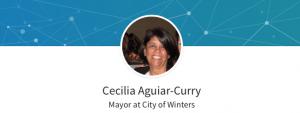 Cecilia Aguilar-Curry LinkedIn Profile