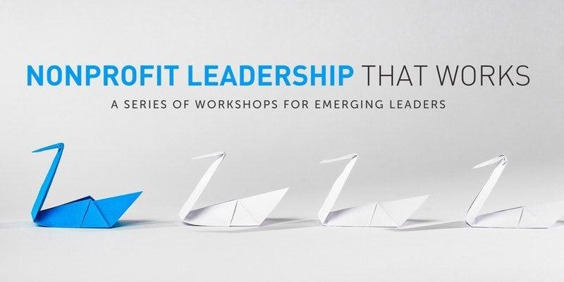 Nonprofit Leadership that Works