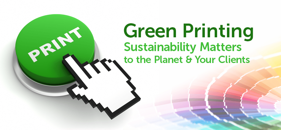 Green Printing For Better Business Featured Image