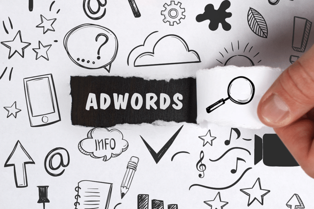 Adwords and paper doodles