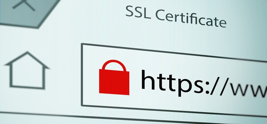 get an ssl certificate for security