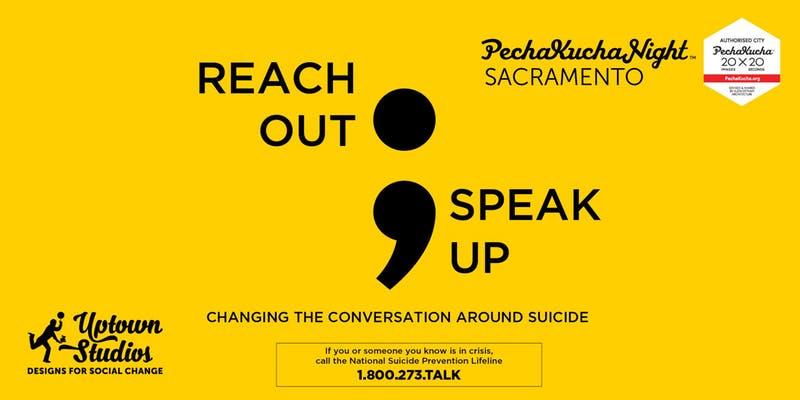 reach out speak up banner