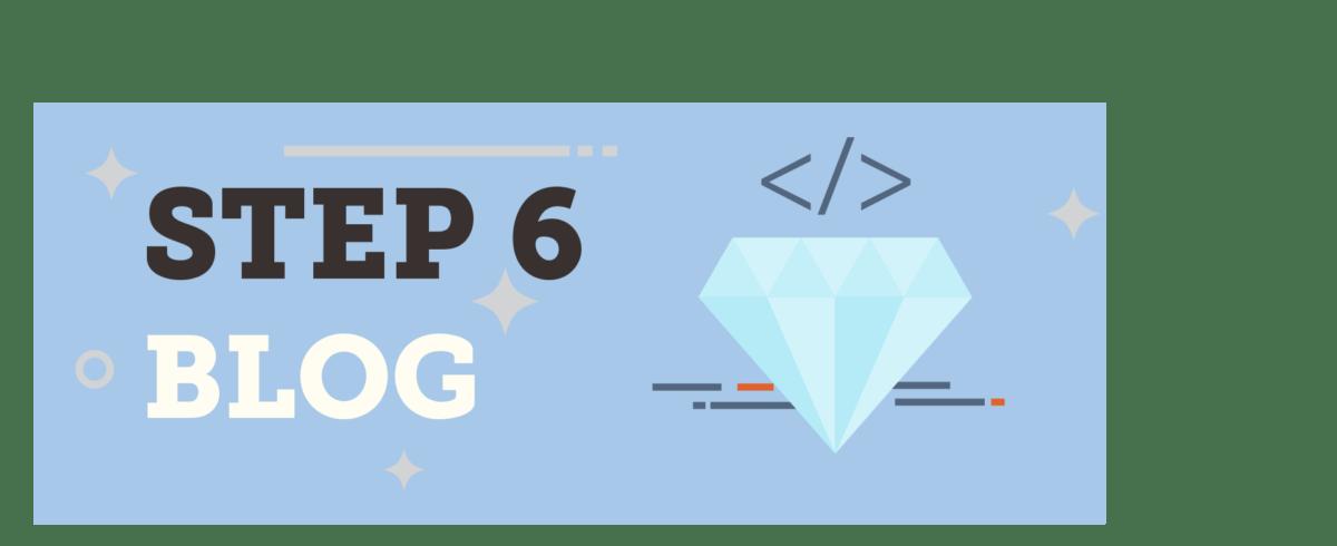 Blogging helps your website