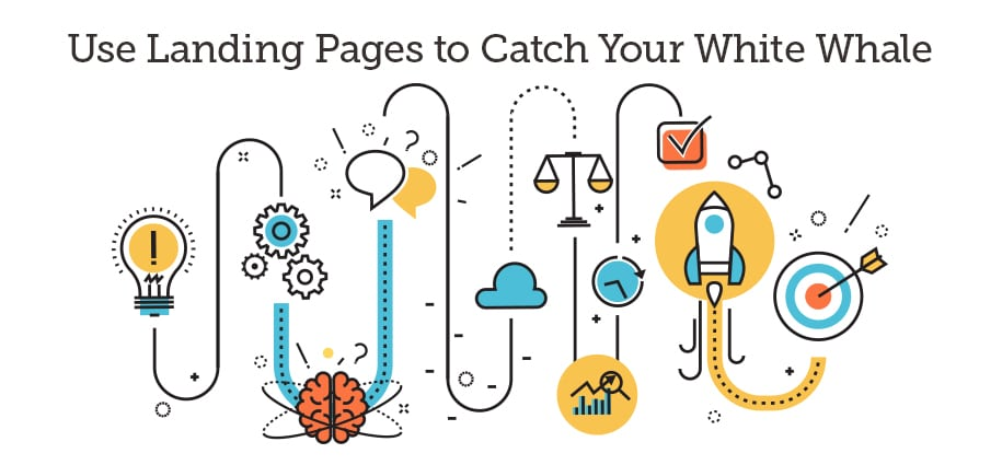 Use Landing Pages
