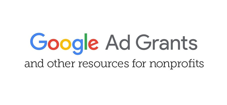 Google Ad Grants and other resources