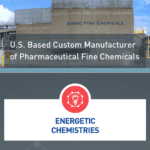 Image of AMPAC Fine Chemical website for the phone