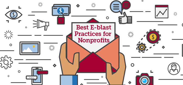 Best E-blast Practices for Nonprofits Featured Image
