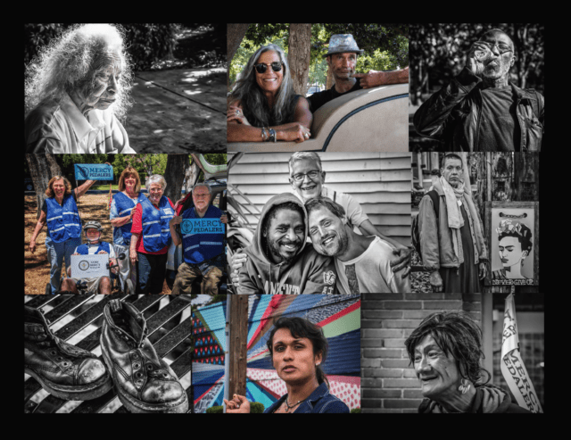 images of homeless people in sacramento