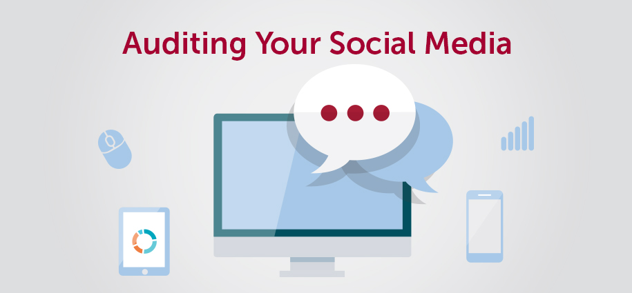 7 Tips for Auditing Your Social Media Featured Image