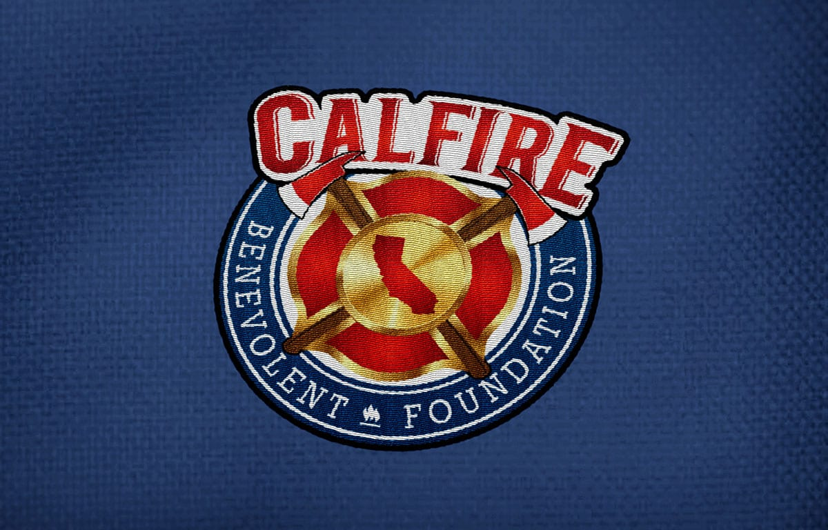 CAL FIRE Benevolent Foundation – Logo Brand Awareness portfolio thumbnail