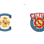 CalFire Benevolent Foundation Logo Brand Awareness