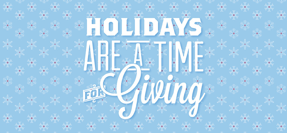 Holidays Are A Time For Giving Marketing Year-End Giving As A Nonprofit