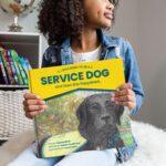 Vanderford Children's Service Dog Book
