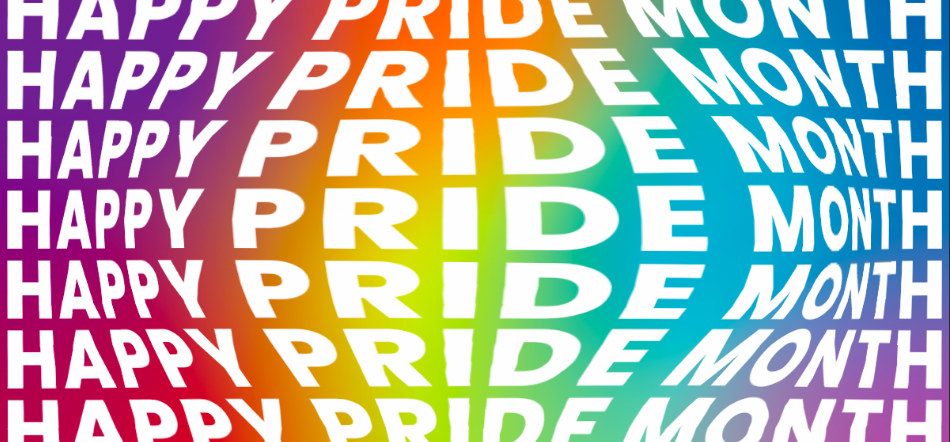 Happy PRIDE Month – A Note from Tina Reynolds Featured Image